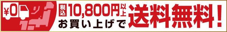 税抜1万円以上お買い上げで送料無料!